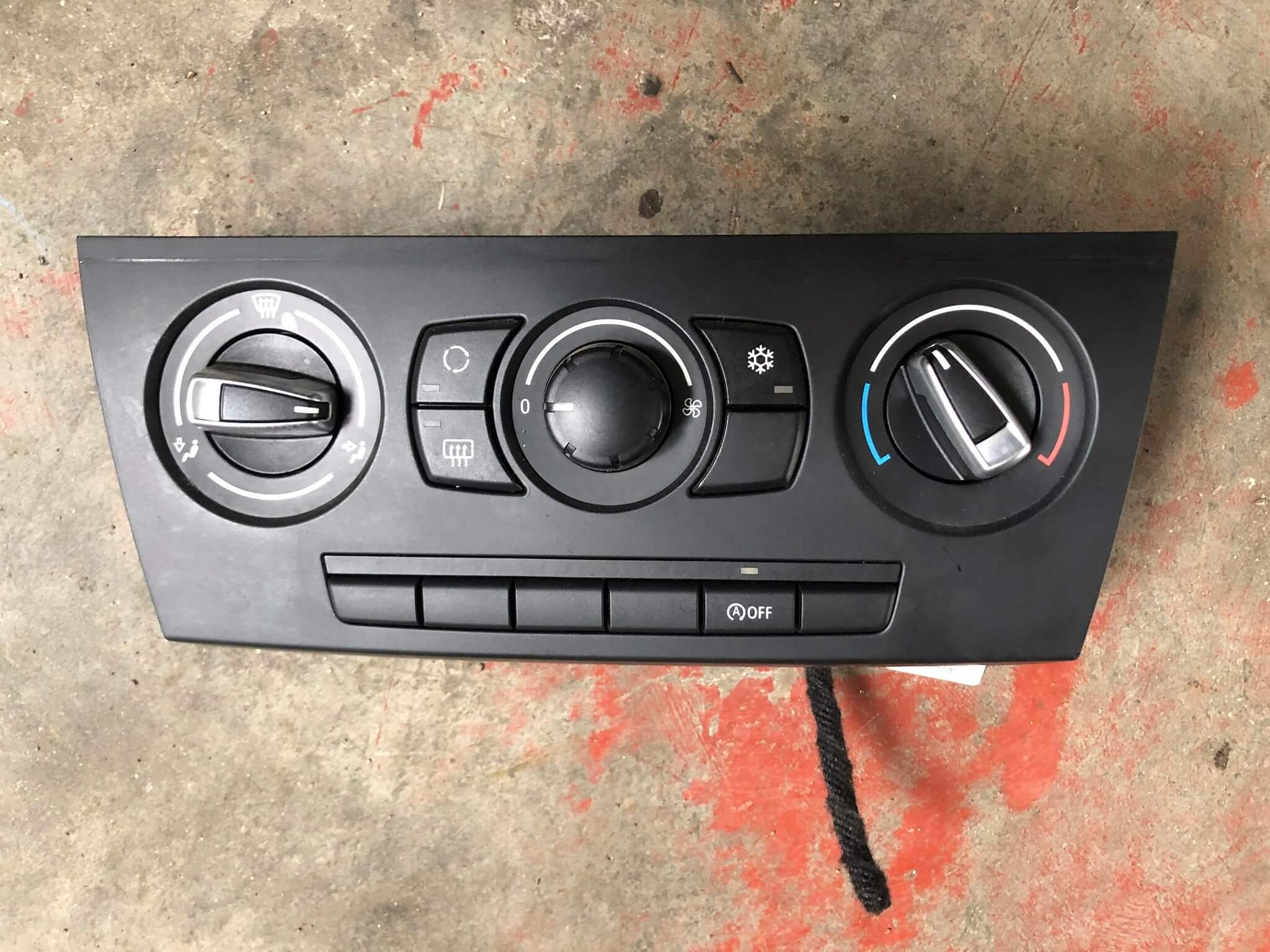 Blocco com. clima usato BMW Serie 3 E90/E91 2005>2011< 320 D