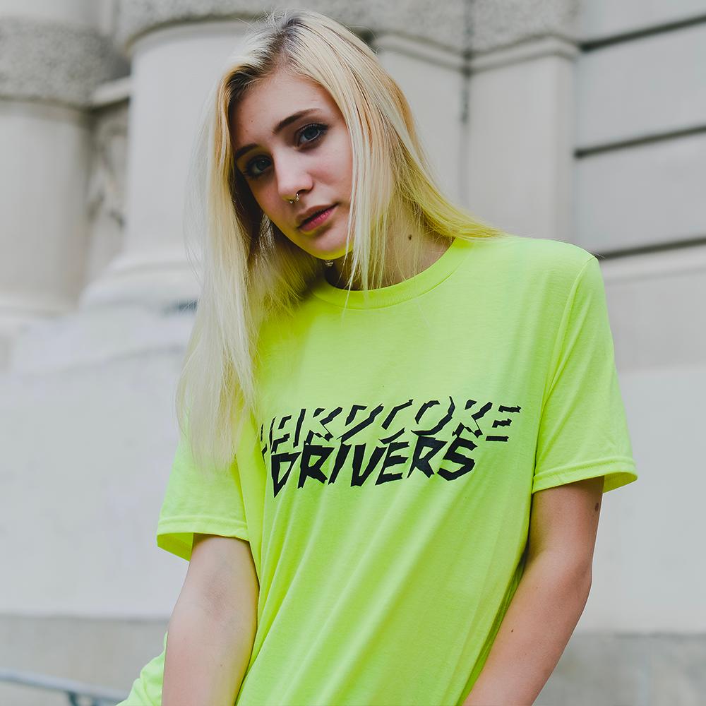 T-Shirt Hardcore Drivers V1