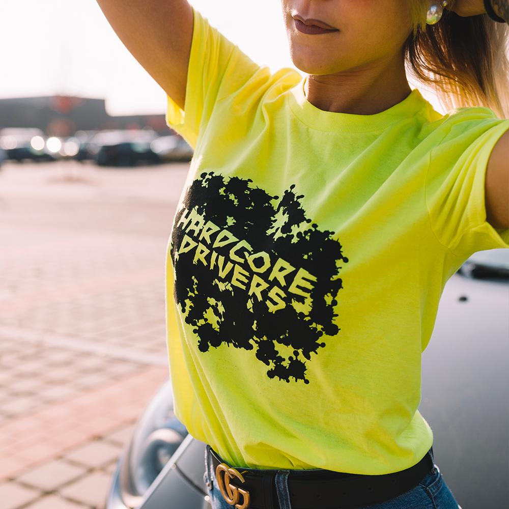 T-Shirt Hardcore Drivers V2
