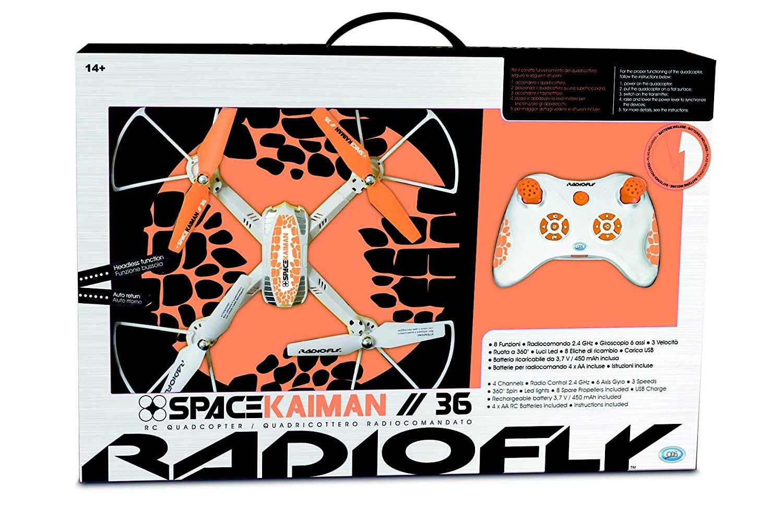 RADIOFLY SPACE KAIMAN R/C 37997 ODS srl