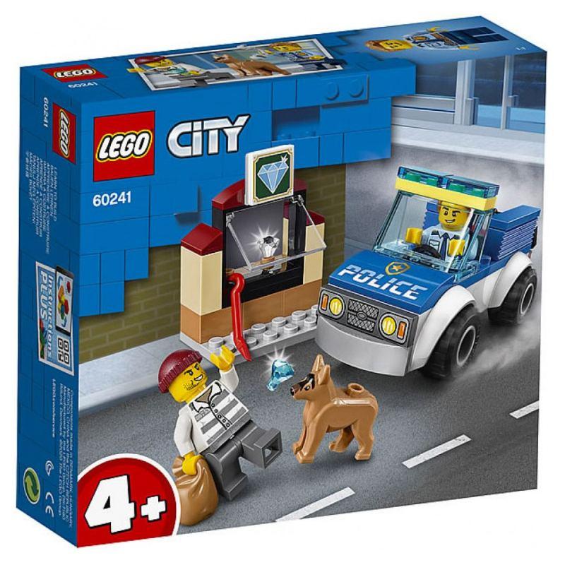 LEGO 60241 Unità cinofila della polizia 60241 LEGO S.P.A.