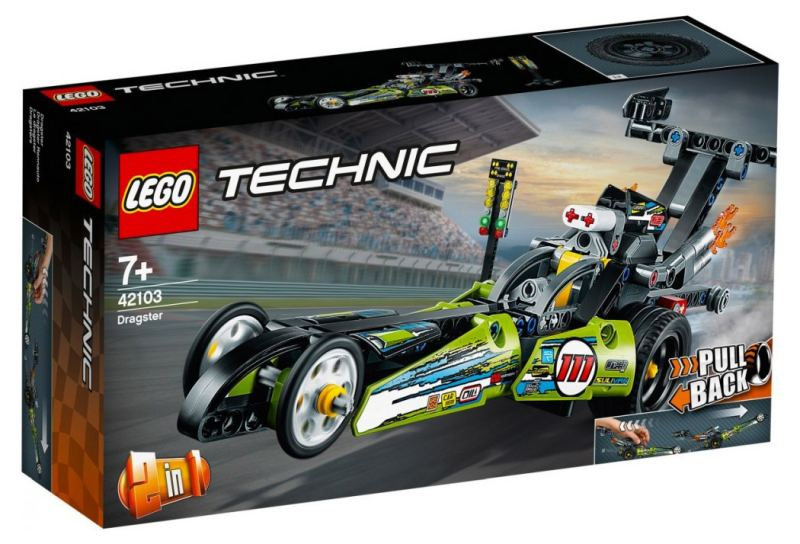 LEGO 42103 DRAGSTER 42103 LEGO S.P.A.