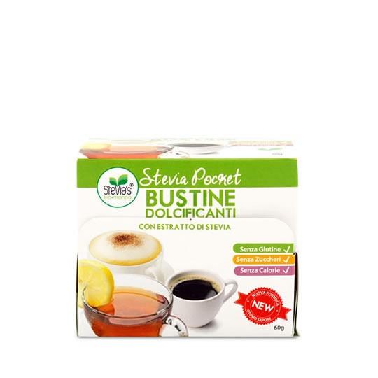 Stevia Pocket in bustine