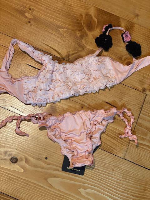 Bikini top  e slip nodi  Effek Junior