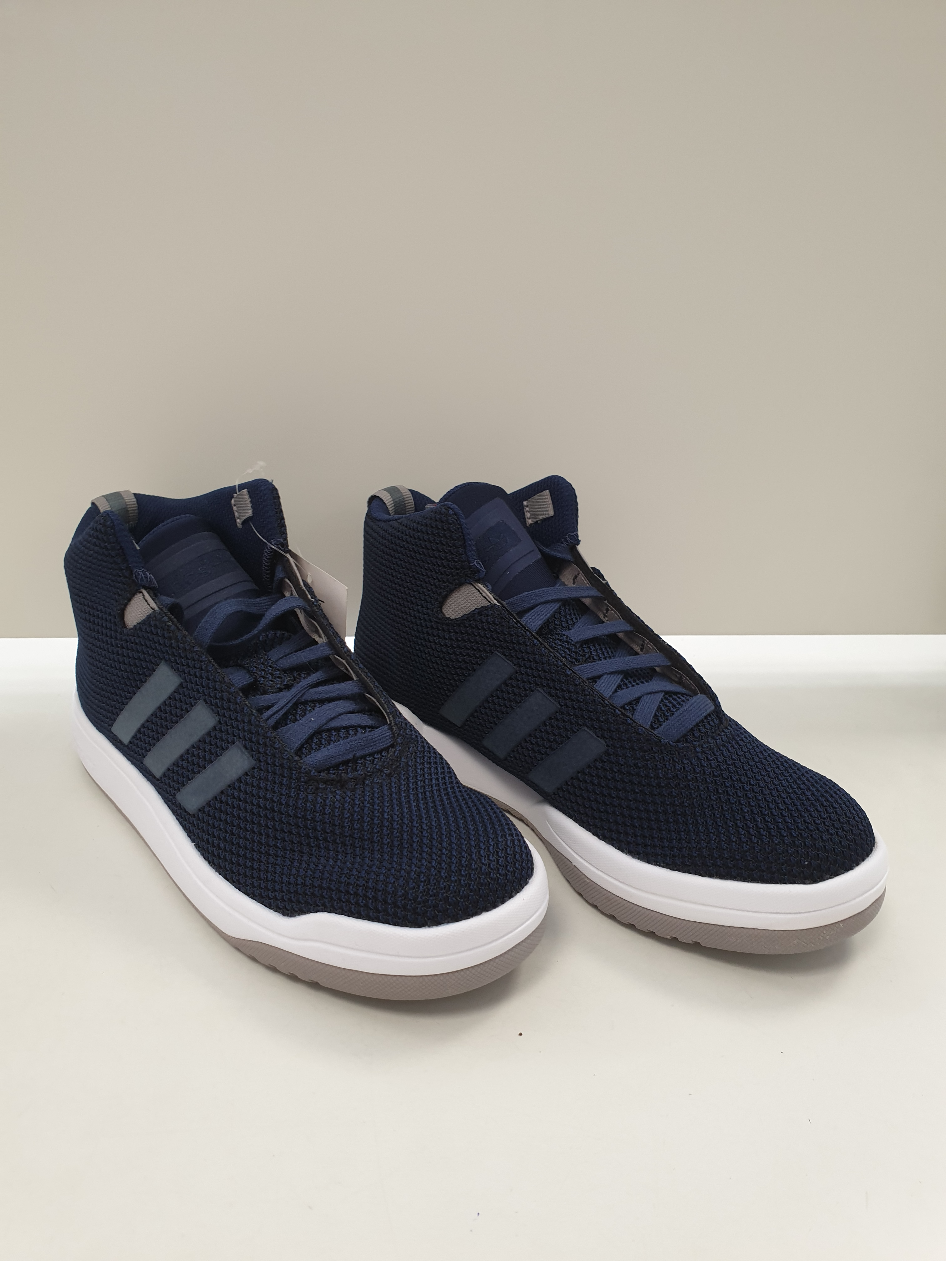 Scarpa ADIDAS alta colore blu