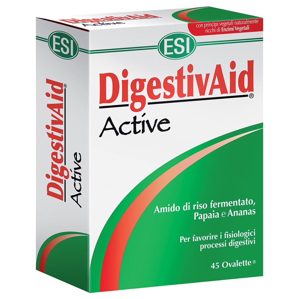 Esi DigestivAid Active 45 Ovalette