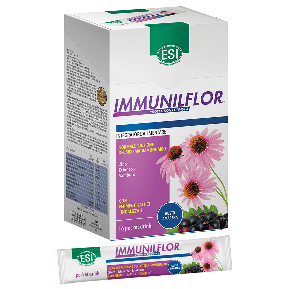Esi Immunilflor 16 Pocket Drink