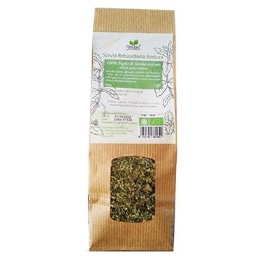 Foglie stevia Bio taglio tisana 100g