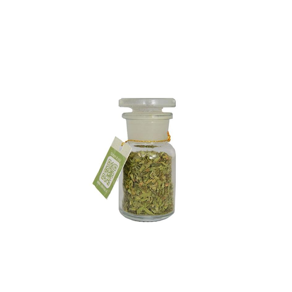 Tisana stevia BIO in bottiglietta vetro 7g - 40g