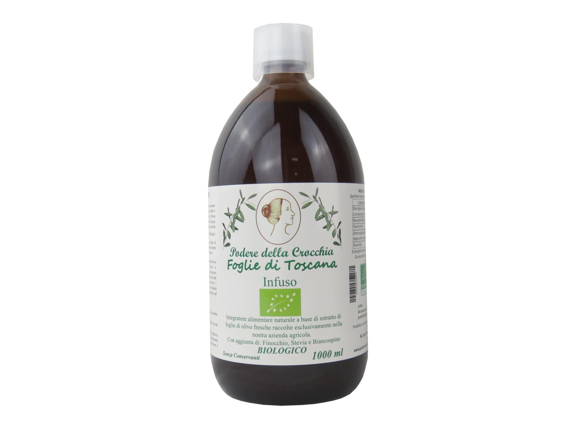 Depurativo Stevia in foglie di Olivo BIO