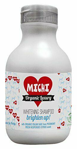 MICHI SHAMPOO-WHITENING BRIGHTEN UP-300ML