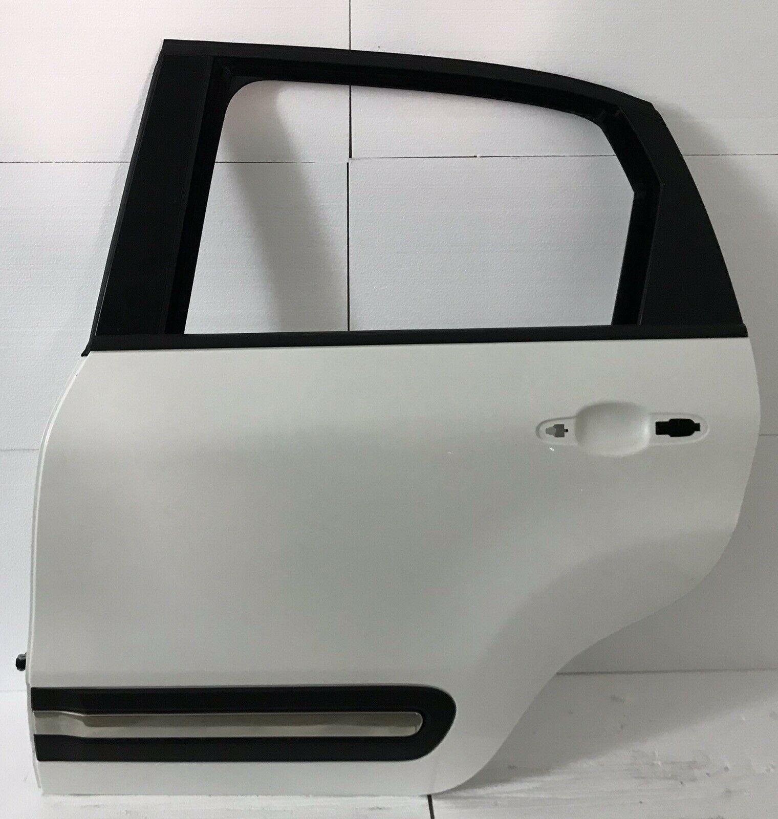 Portiera sportello porta Posteriore Sx Fiat 500L Anno 2015 Originale