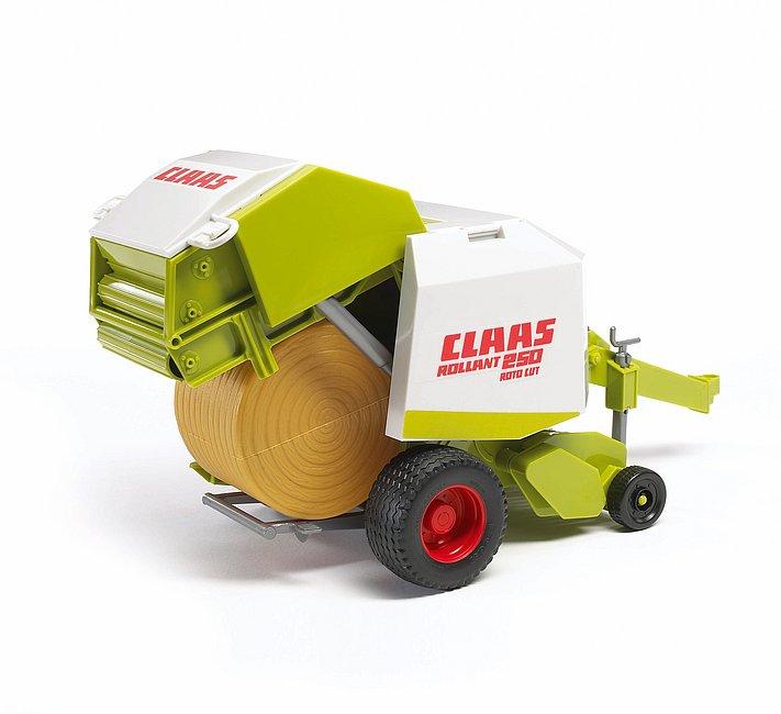 BRUDER 02121 - Pressa Claas Rollant 250