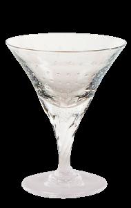 Coppa vetro soffiato trasparente BA (6pz)