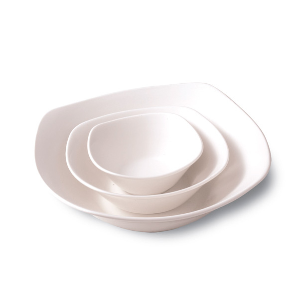 New Bone China Salad plate - Concord Collection (6pcs)