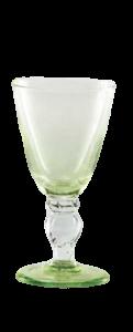 Coppa vetro verde limone (12pz)