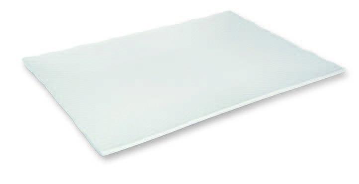 Ivory rectangular tray