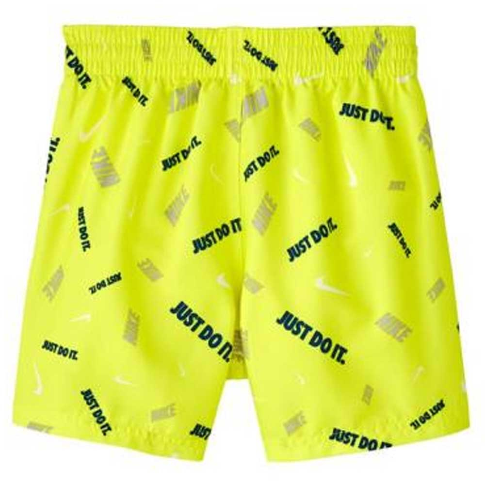 Costume Nike Giallo Junior
