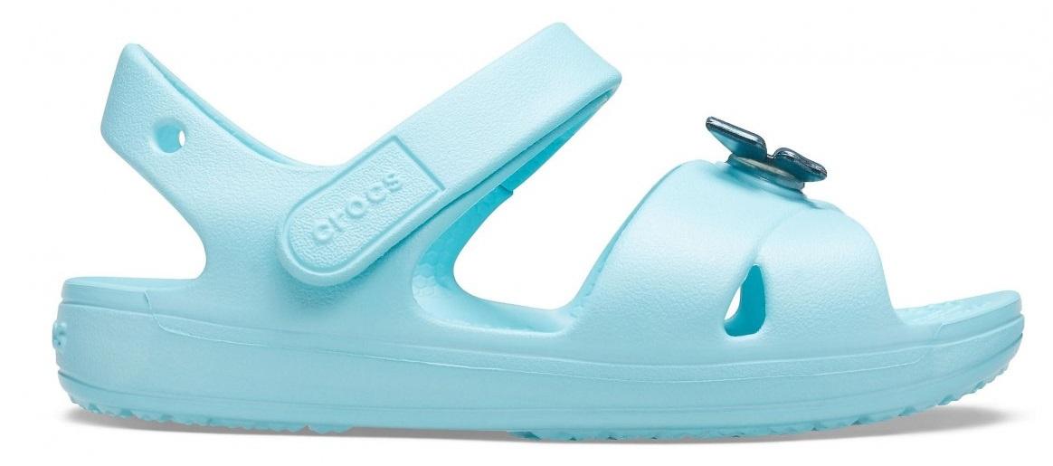 Crocs Unisex Bambini 206245 ICE BLUE -8