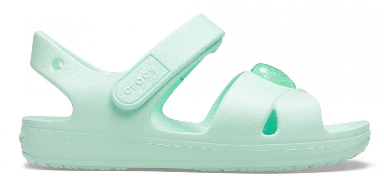 Crocs Sandalo Kids 206245 NEO MINT -8