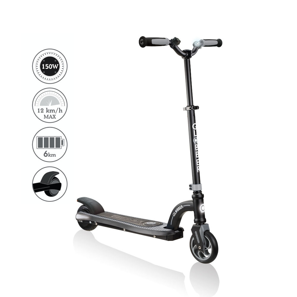 Monopattino Elettrico One K E-Motion 10 Grey/Black