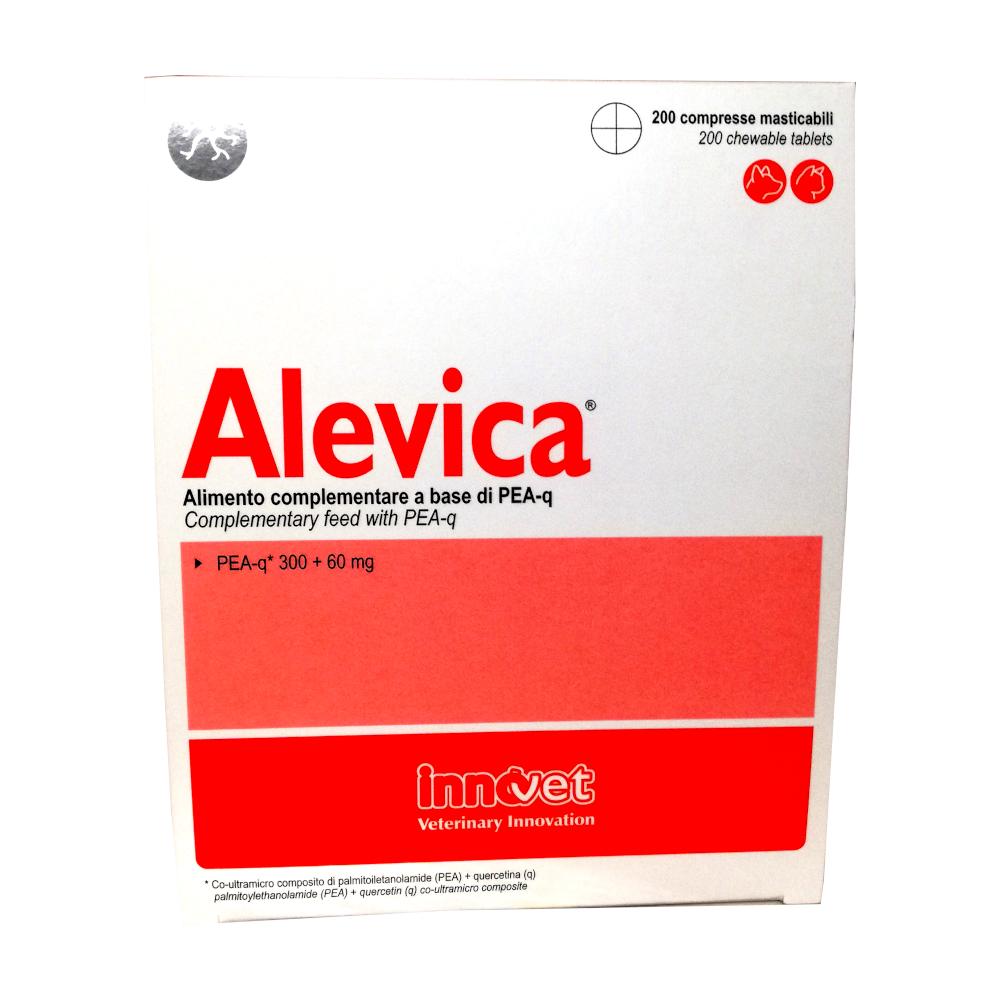 ALEVICA 200 cpr - controlla il dolore in modo naturale