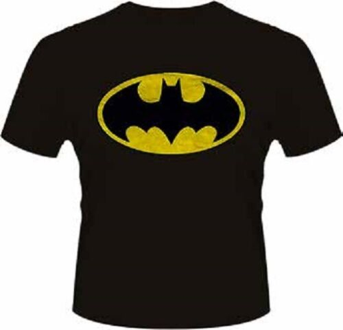 T-Shirt: BATMAN Logo (black) varie taglie