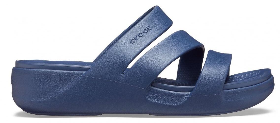 Crocs Sandali Donna 206304 NAVY -8