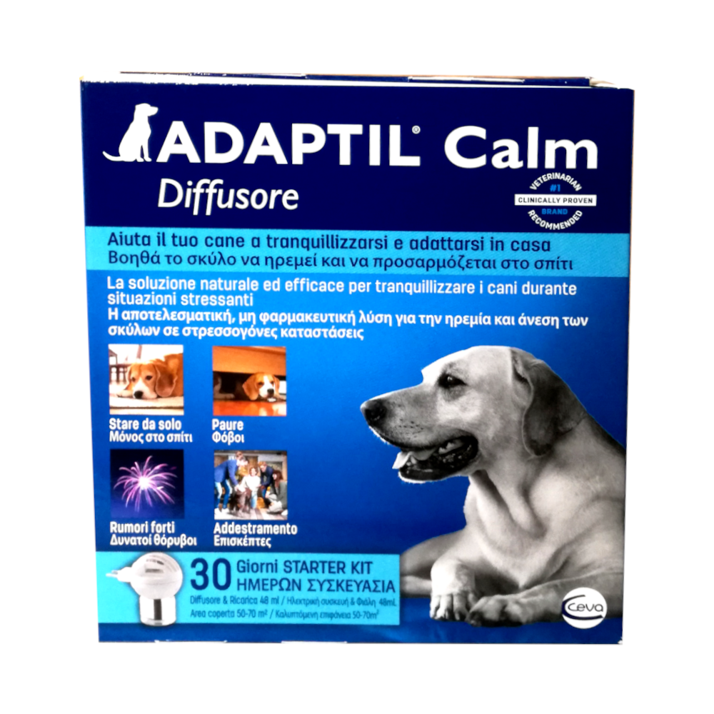 ADAPTIL CALM DIFFUSORE + ricarica da 48 ml