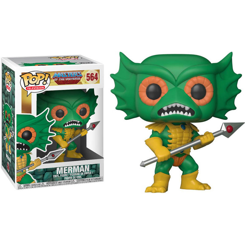 Funko Pop 564: MERMAN Masters of the Universe