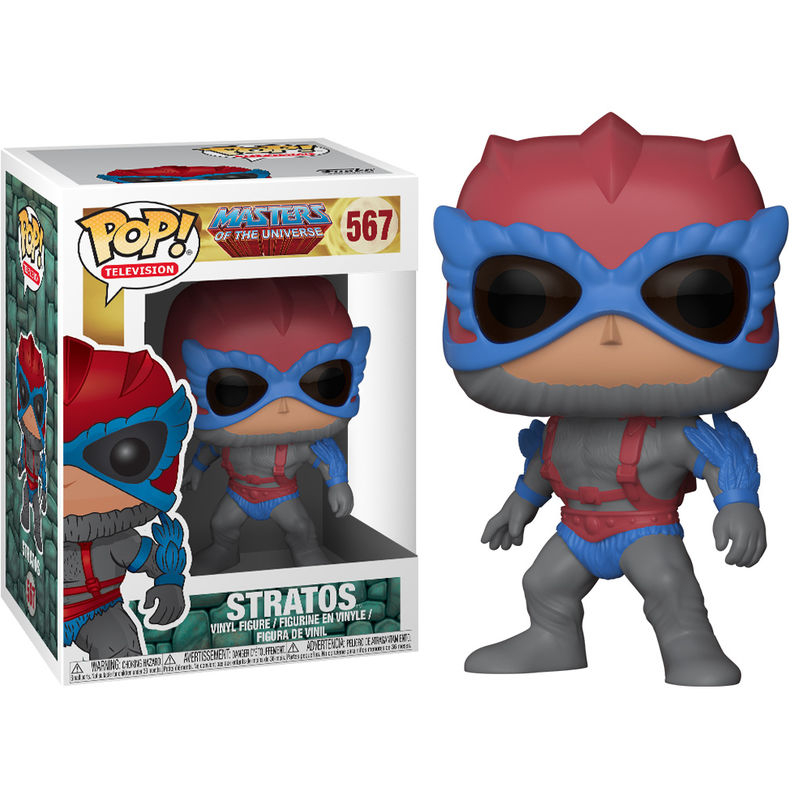 Funko Pop 567: STRATOS Masters of the Universe