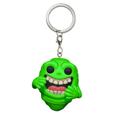 *PREORDER* Portachiavi Pocket POP: Ghostbusters SLIMER by Funko