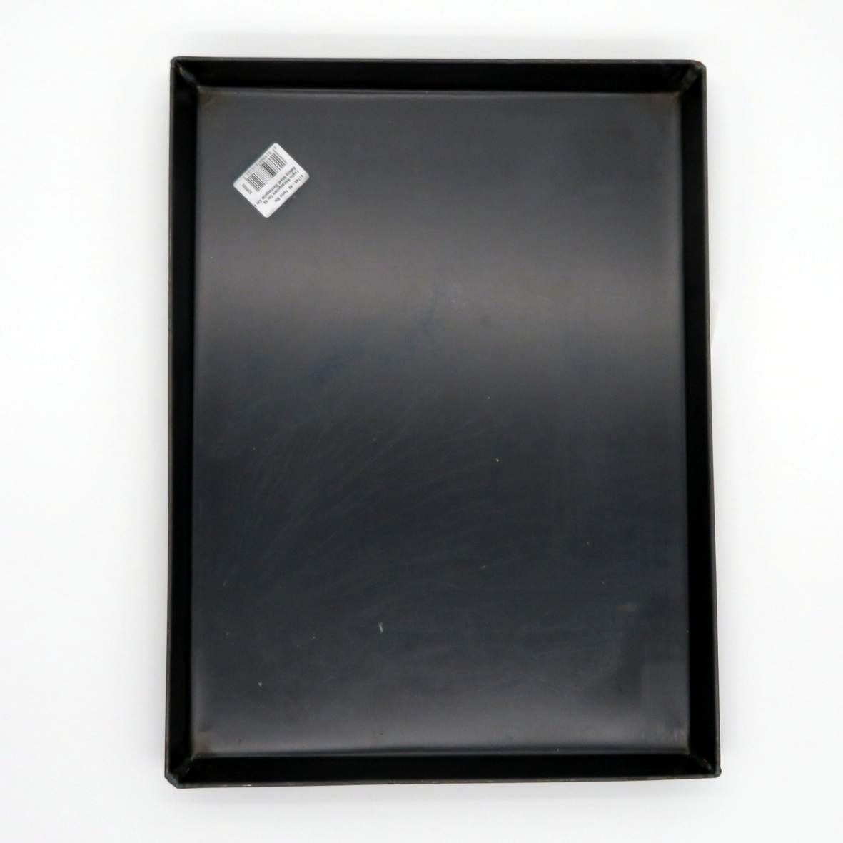 Teglia per forno in ferro blu 40x30