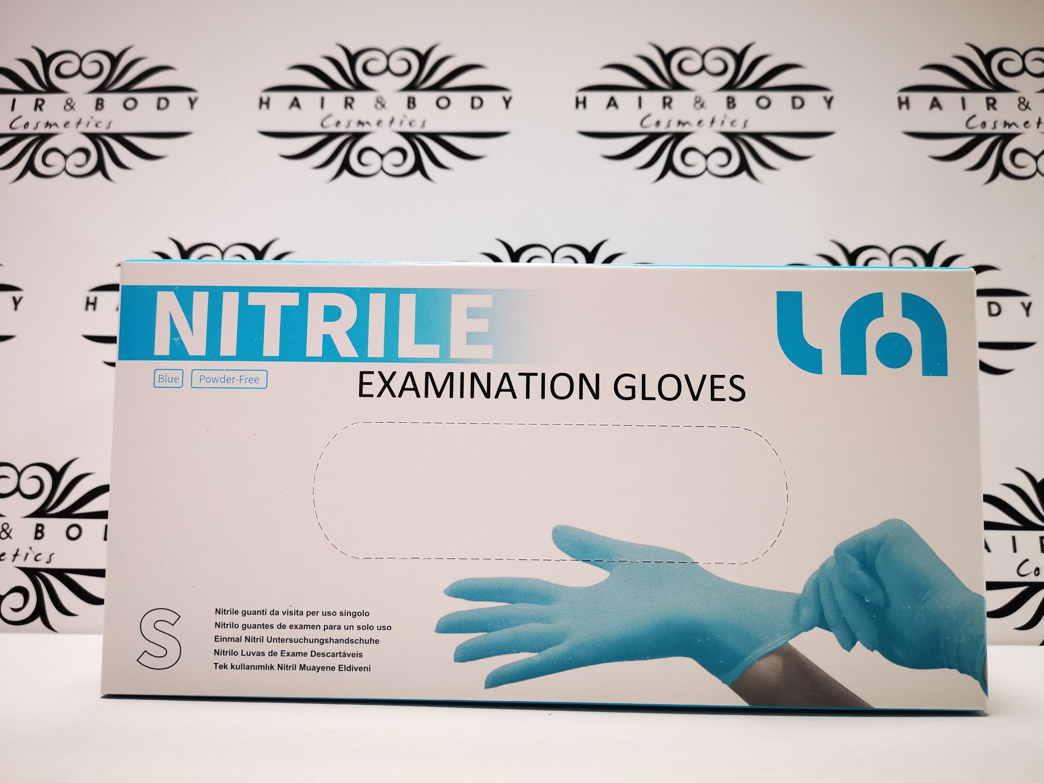 LYNCMED - Guanti monouso in nitrile - Confezione da 100pz