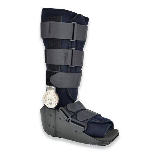 Tutore caviglia pin cam walker