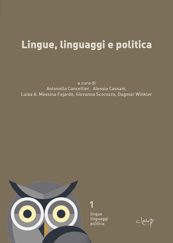Lingue, linguaggi e politica