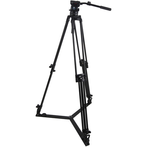 Treppiede video professionale BCT-2003 + semisfera 75mm
