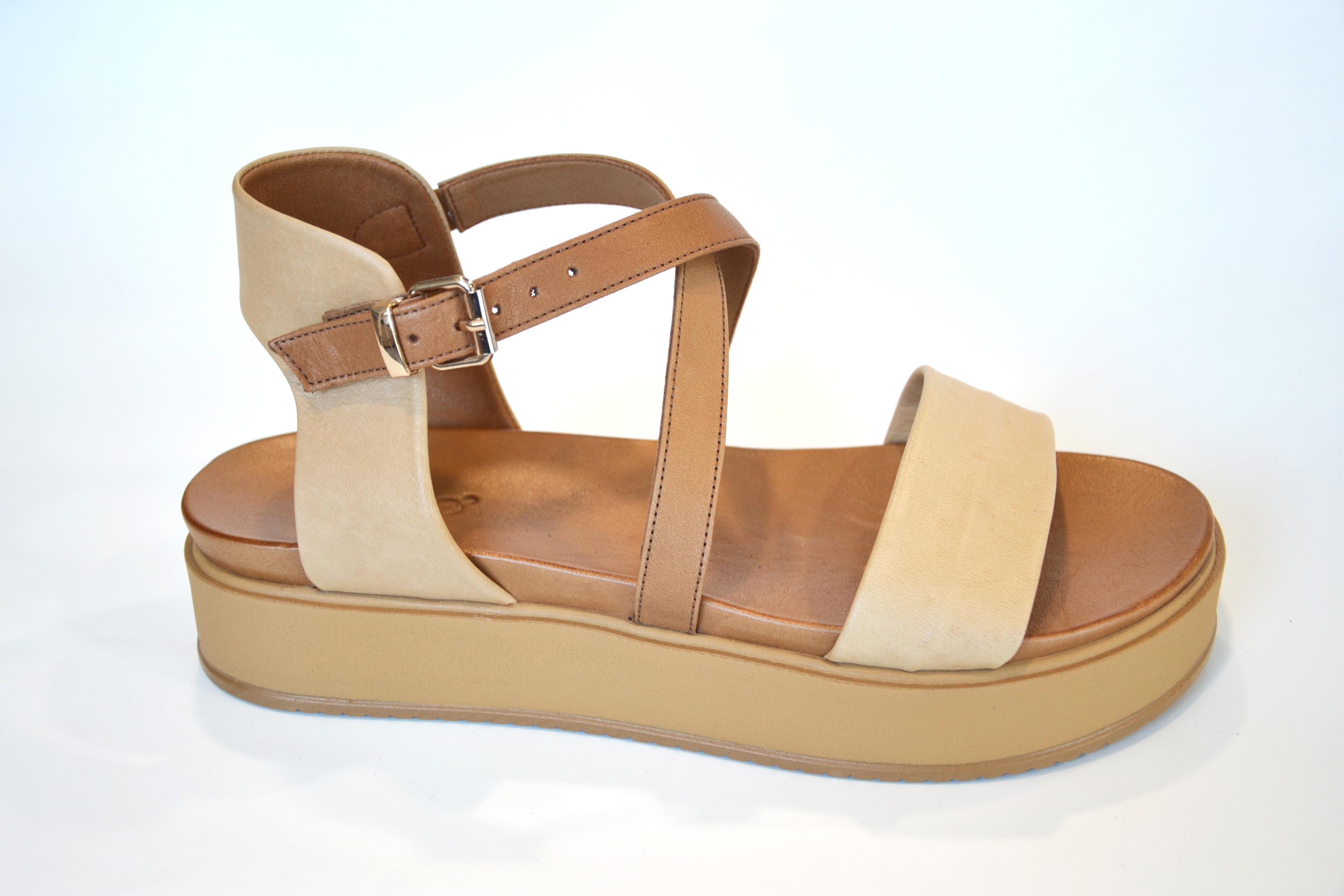 Inuovo scarpa Donna Sandalo Scissors 112051