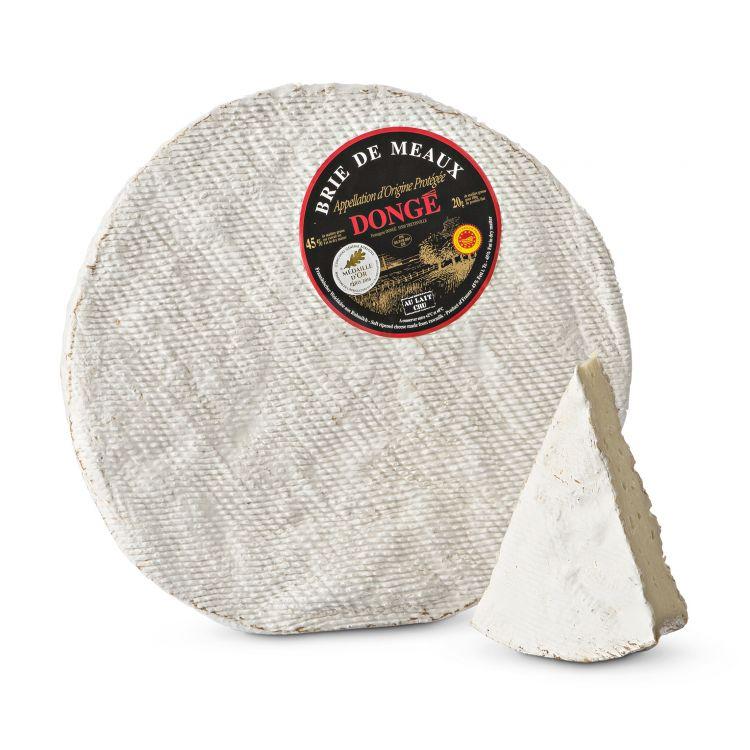 Brie de Meaux AOC Donge