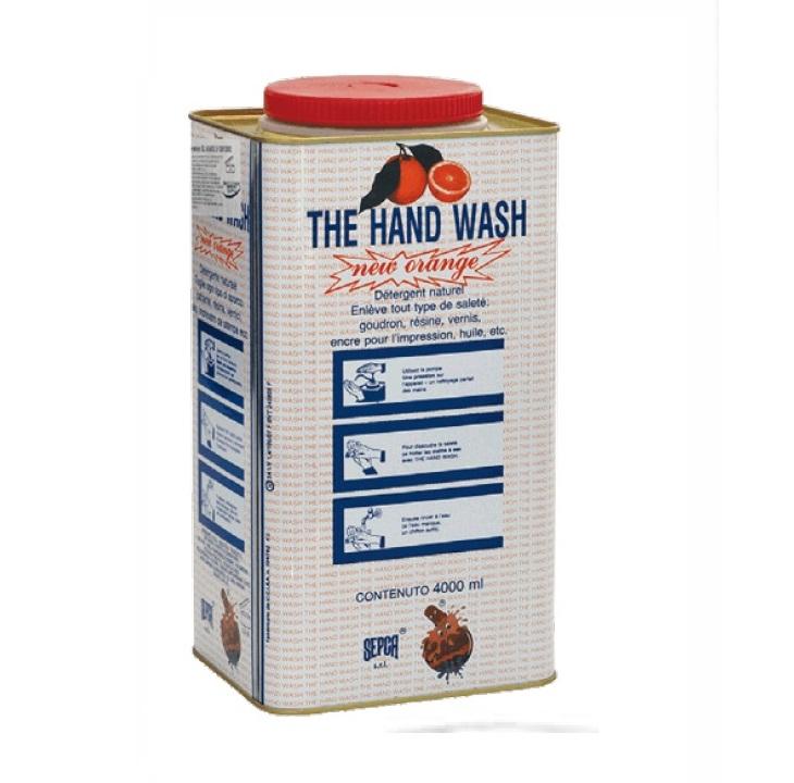 Gel Hand Wash 4000 ml