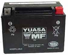 Batteria Yuasa YIX30L Sea-Doo