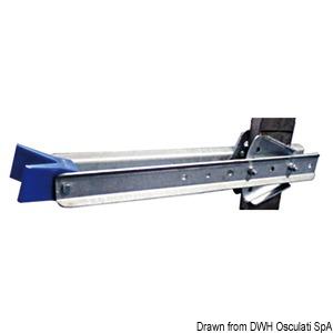 Fermo Prua regolabile 645 mm - Osculati