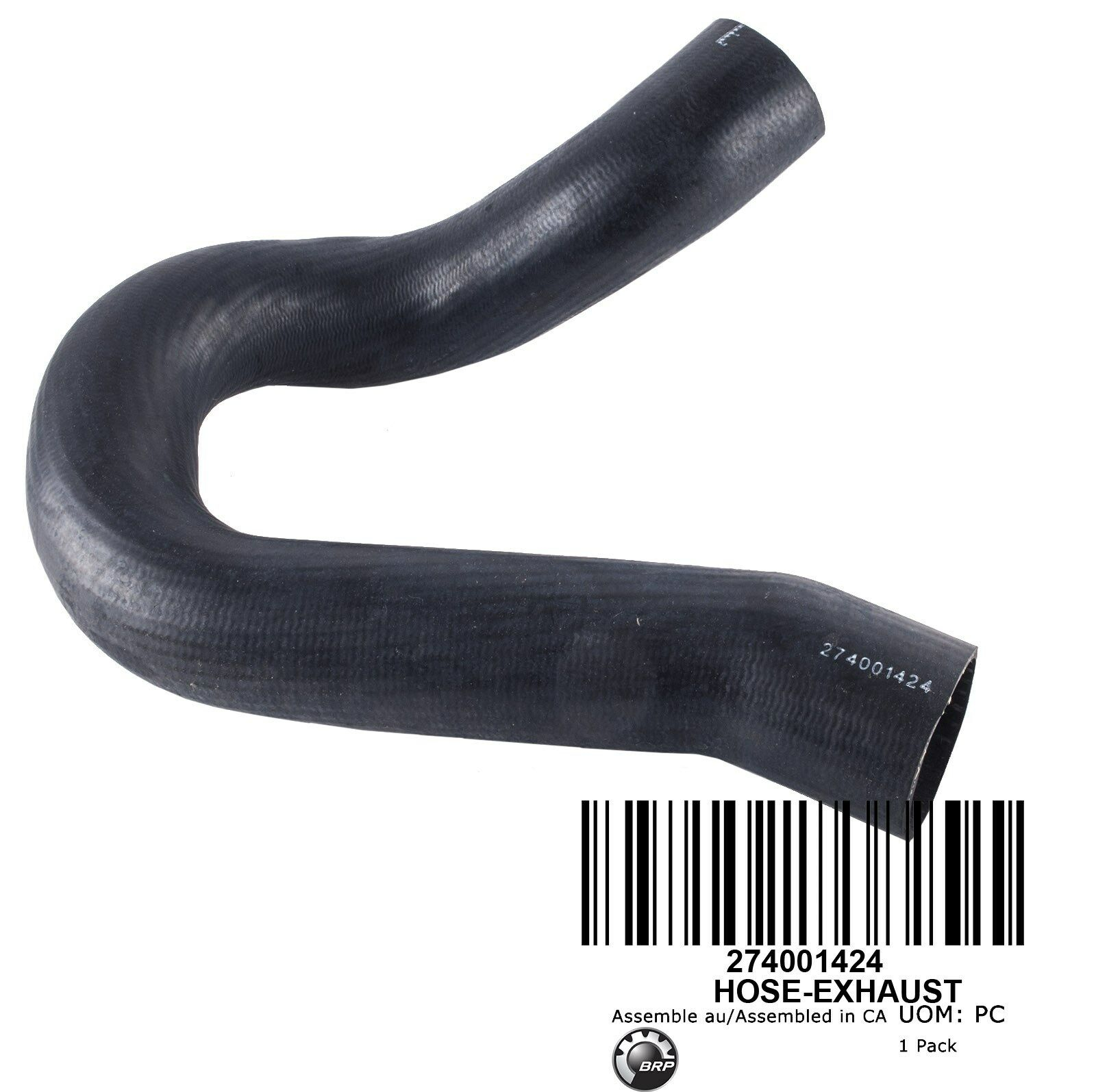 FRONT EXHAUST HOSE Sea-Doo