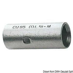 Giunto testa-testa rame 32,5 mm - Osculati
