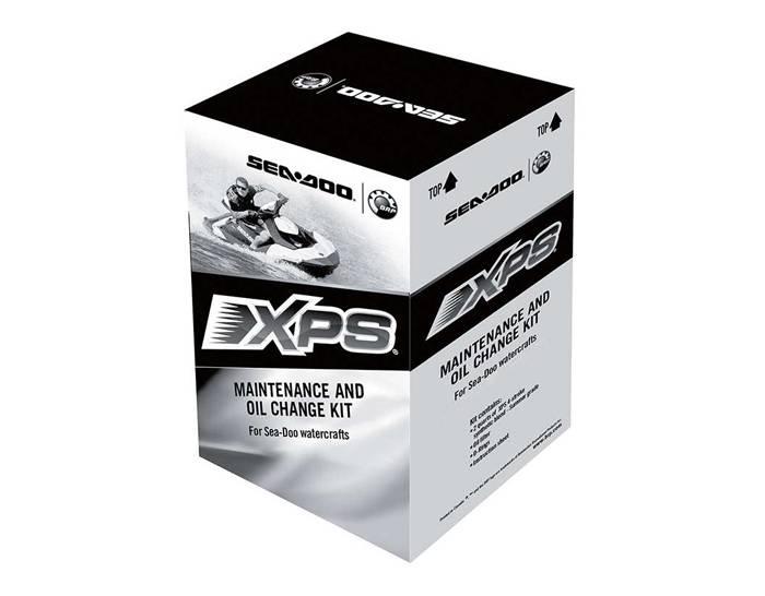 Kit di manutenzione e cambio olio Sea-Doo (5W40) SPARK 900 ACE