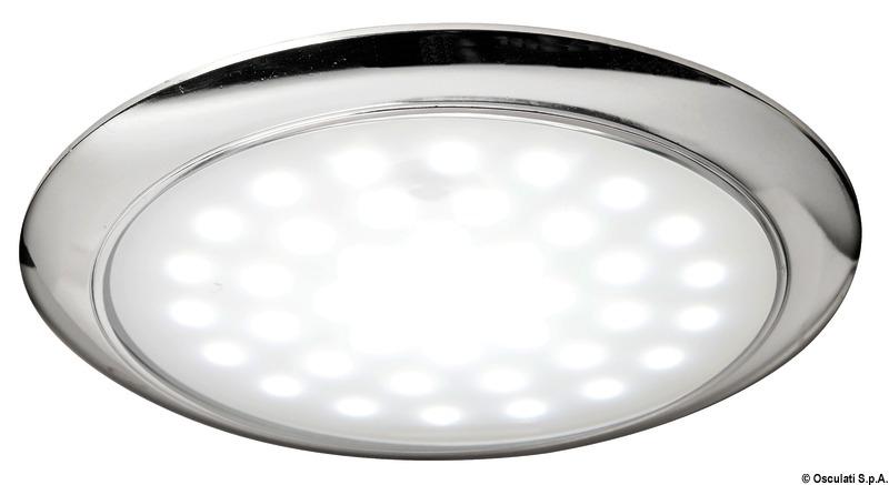 Luce Led Ultrapiatta 12/24 V 3 W - Osculati