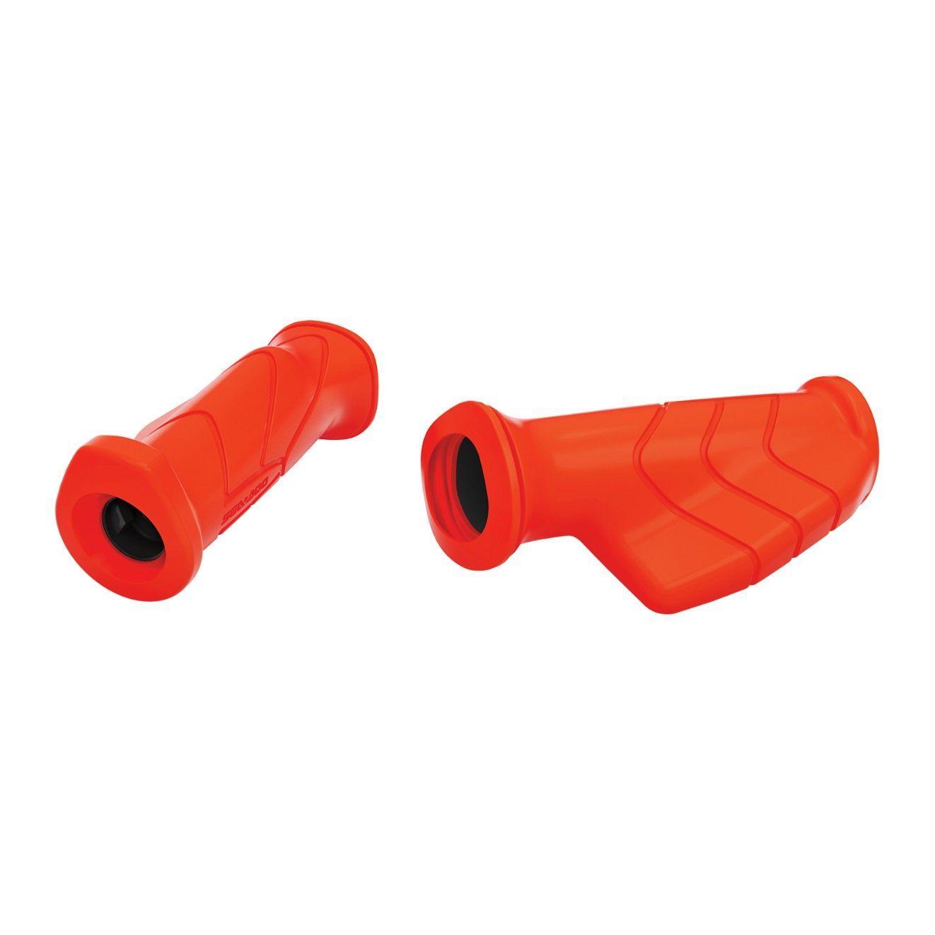 Manopola Ergonomica con Poggiapolsi Sinistra Colore Rosso -SeaDoo