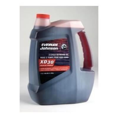 EVINRUDE XD30 3L Olio ad Alte Prestazioni per Motori 2 Tempi