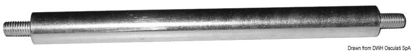 Perno Diametro 16x220mm - Osculati