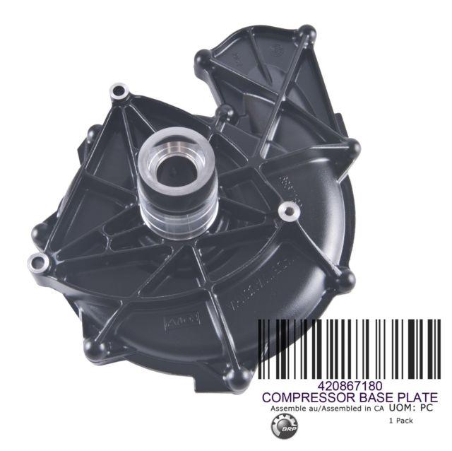 Piastra di base compressore compressore Sea-doo
